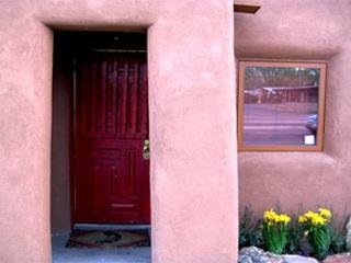 This is the door to Casita I