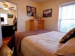 Bedroom 1, off of Den