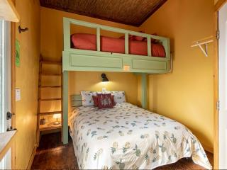 Main Floor Bedrom with Queen & Full Size Bed