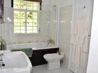 The Marigold Bathroom