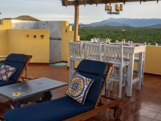 Private Rooftop Lounge