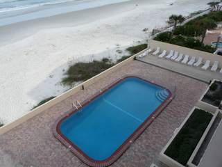 Beach-side Pool